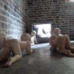 UNTITLED Video Installazione di Elisabetta Di sopra e Marija Markovic